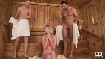 Sex W Saunie 117
